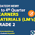 Grade 2 LEARNERS' MATERIALS (1st to 4th Quarter)