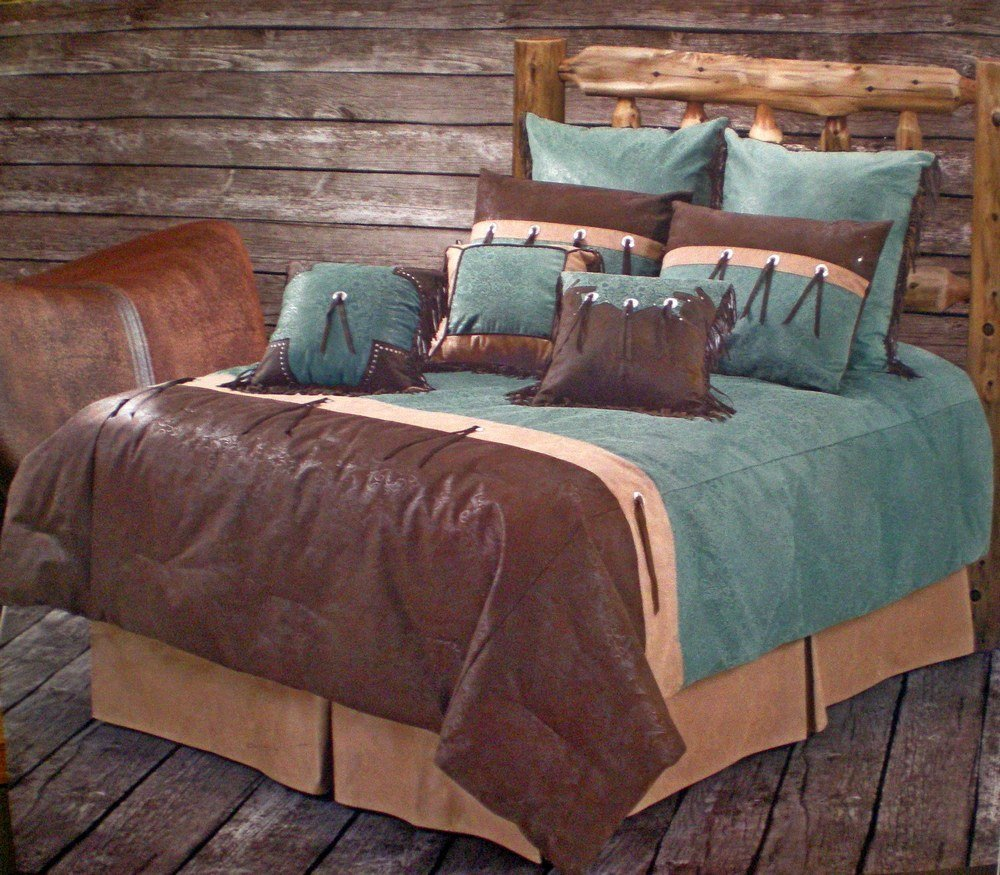 Bedding Decor: Southwest Style Comforters And Native American Indian