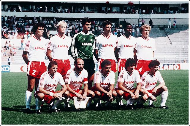 Canadá World Cup 1986