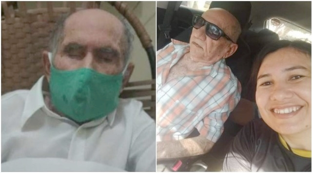 Teixeirense de 80 anos deixa o hospital de Patos curado da Covid-19 e filha agradece a Deus