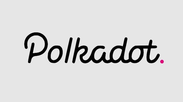 Gambar Logo Polkadot (DOT)