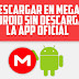 Cómo descargar un archivo desde Mega en Android sin Mega App (Mega.Co.nz Cloud)