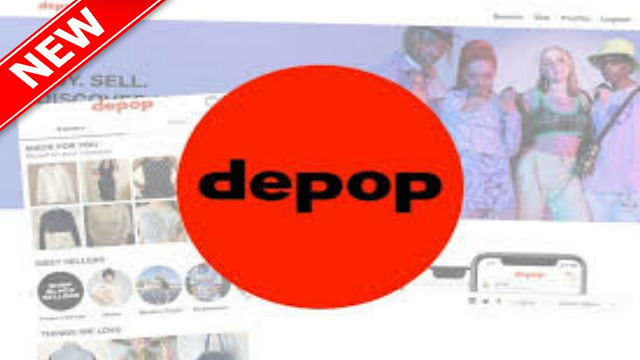What do you know about Depop,Depop social shopping store, Depop, depop, it support