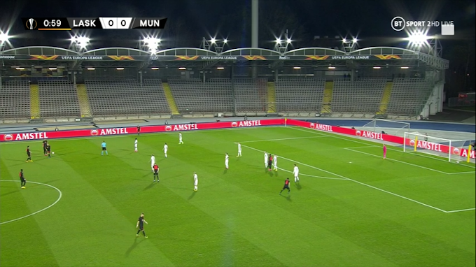 Live now on Mobile phone: Lask vs Man utd... watch now
