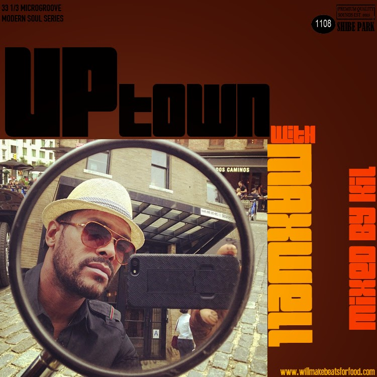 Uptown With Maxwell Mixtape