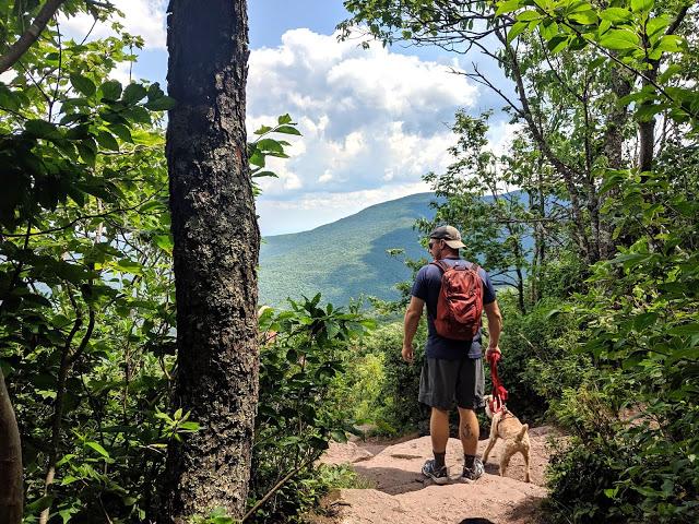 Giant Ledge Hike