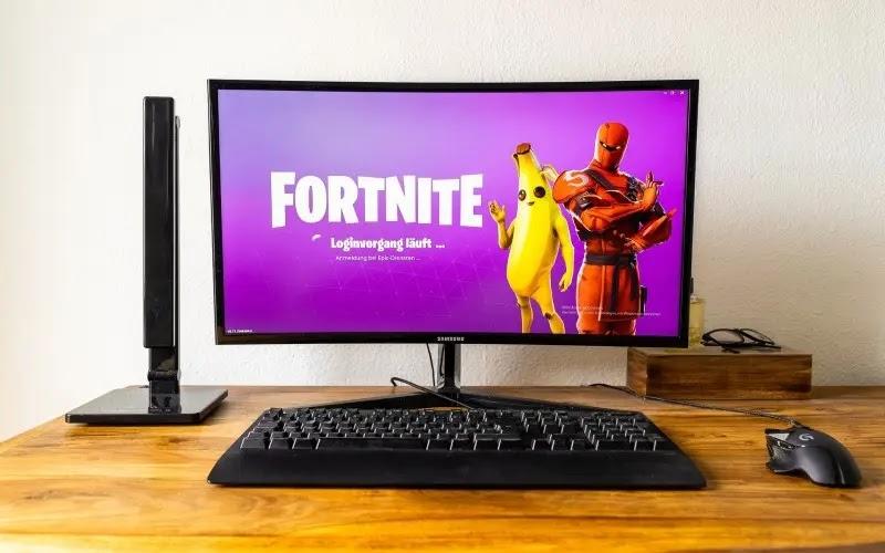 تحميل لعبة fortnite للكمبيوتر