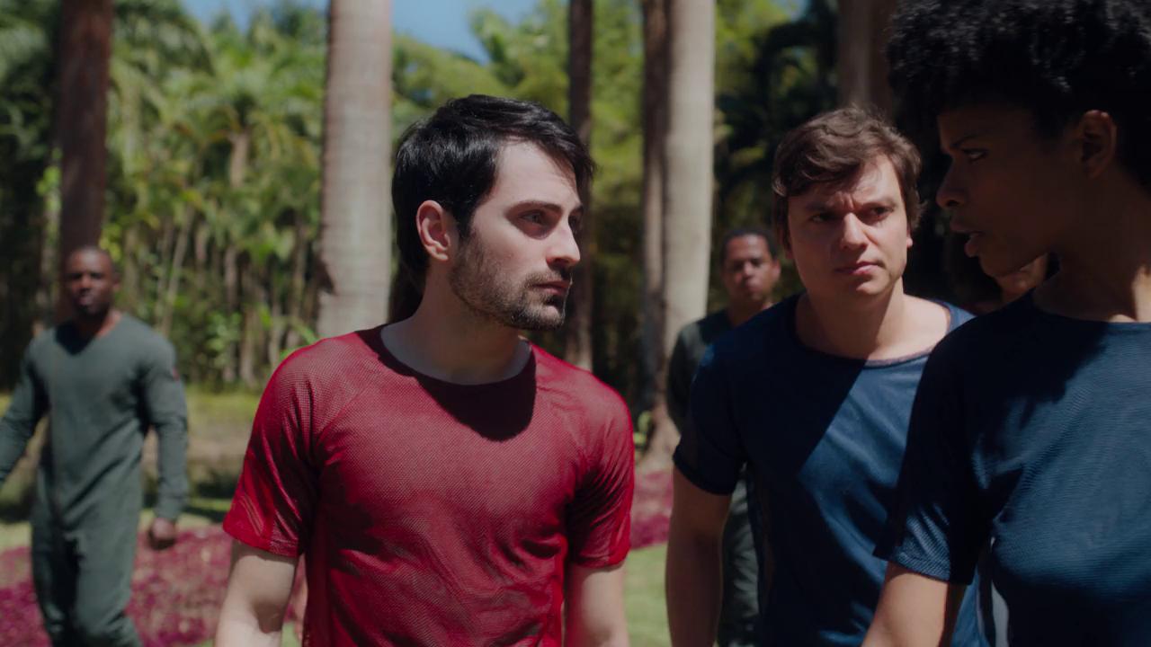 3% (Serie de TV) Temporada 4 Completa HD 720p Latino