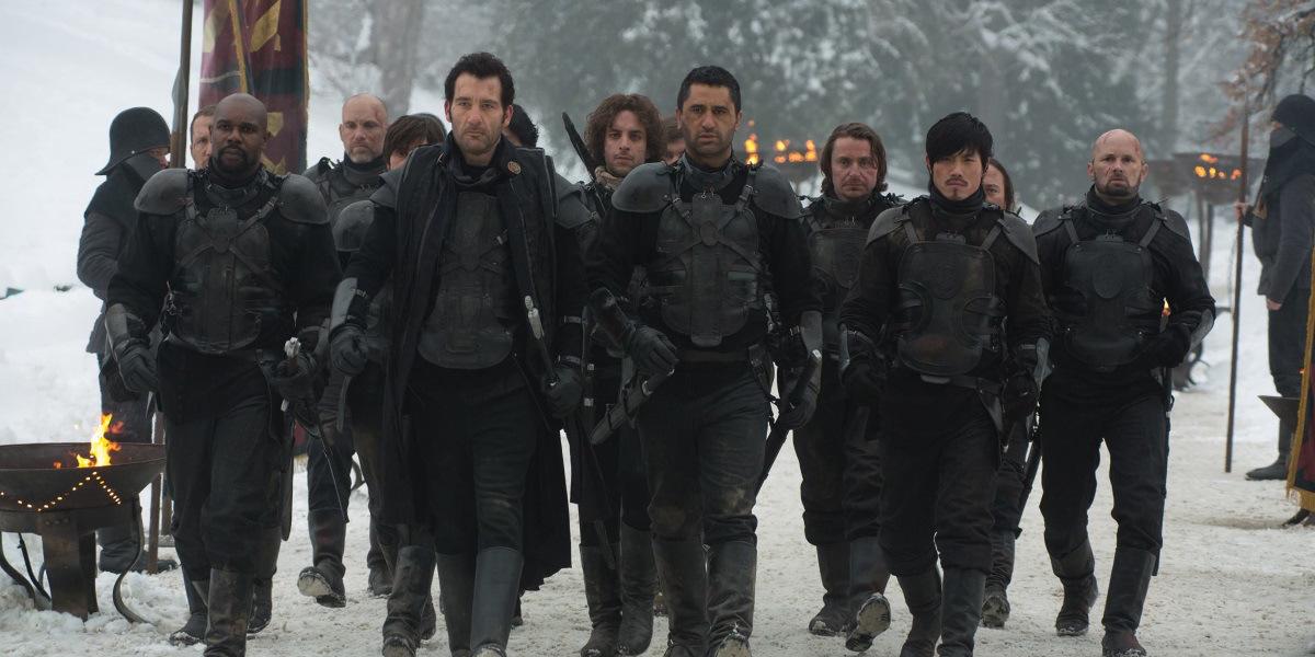 Ripensando la vita: Last Knights - il film