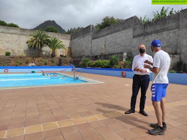 El Cabildo pone en marcha los campus lúdicos y los cursos de natación de verano