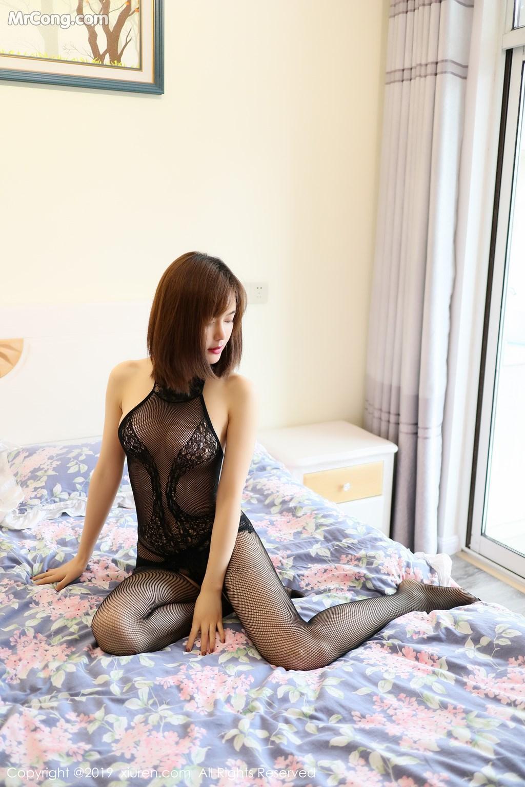 Image XIUREN-No.1673-Yomi-MrCong.com-012 in post XIUREN No.1673: Yomi悠蜜 (39 ảnh)