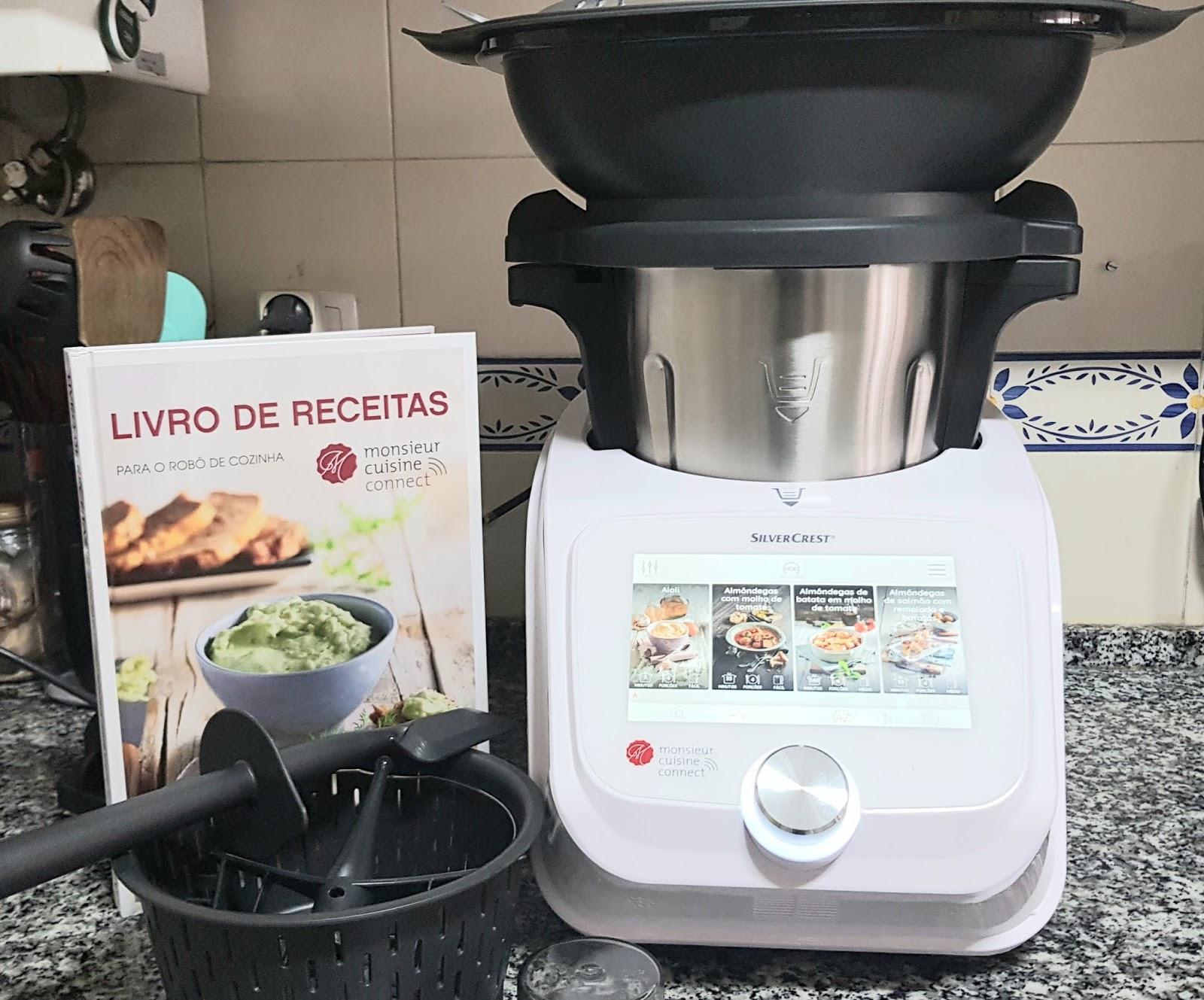 Graça Truques Dicas Monsieur Cuisine Connect O Feedback