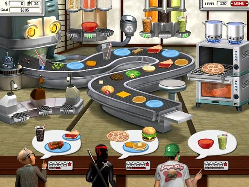 Burger Shop 2 Play Online Free or Full Version Download for PC and Mac