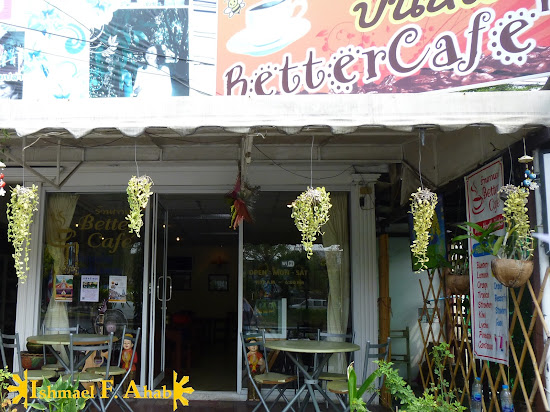 Better Cafe in Ayutthaya Historical Park