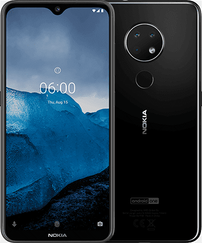 Nokia 6.2 Review and Specifications
