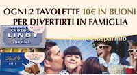 Logo Lindt Promo Tavolette 2019-2020: ricevi momenti di divertimento per tutta la famiglia!Premio certo