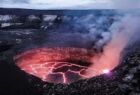 ما هو البركان - (تعريف - ماجما و حمم - نشاط - انواع - ثوران)
