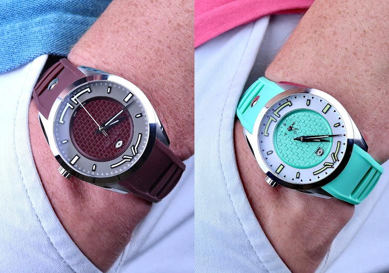 Swiss Watch Co. Sport wrist shot