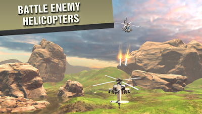 VR Battle HELICOPTERS V1.0