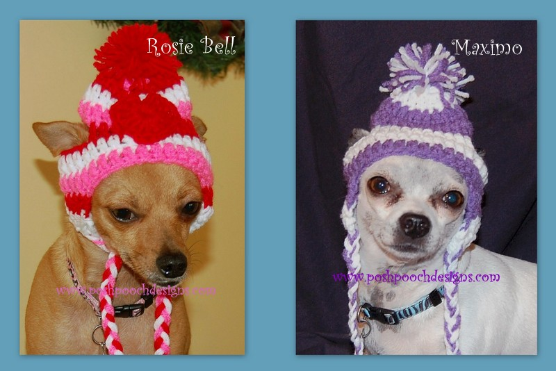 Posh Pooch Designs Dog Clothes Ami Chihuahua Crochet Pattern