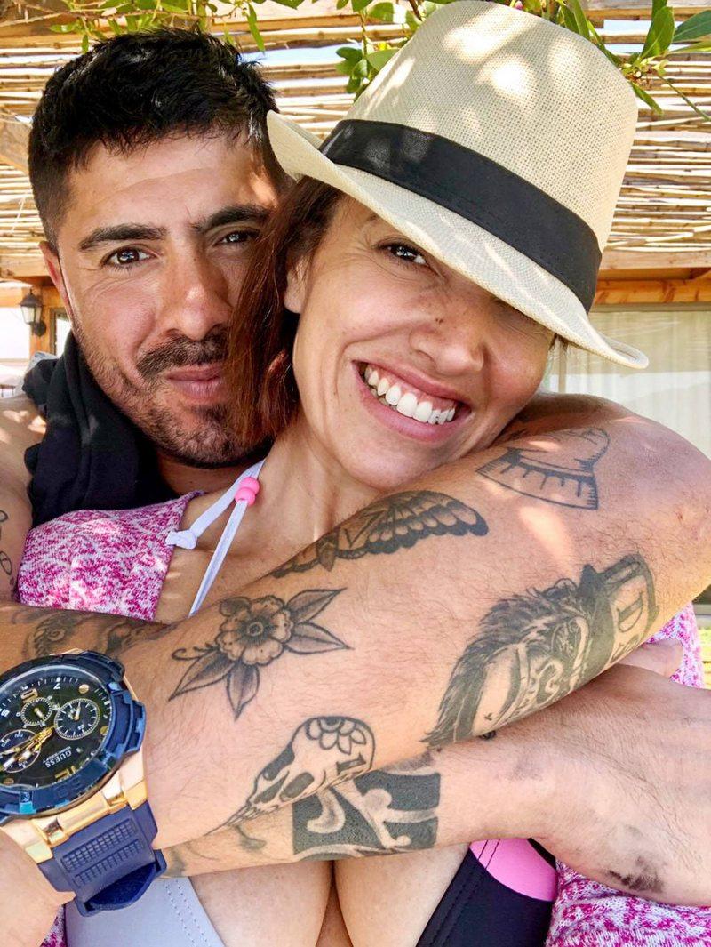 Yamila Reyna cuenta su romance con Diego Sánchez