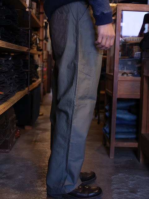 Workers    Air Force Baker Standard-Fit    2-Tone Reversed Sateen