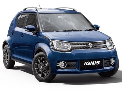 spesifikasi dan harga Suzuki Ignis Sang SUV murah