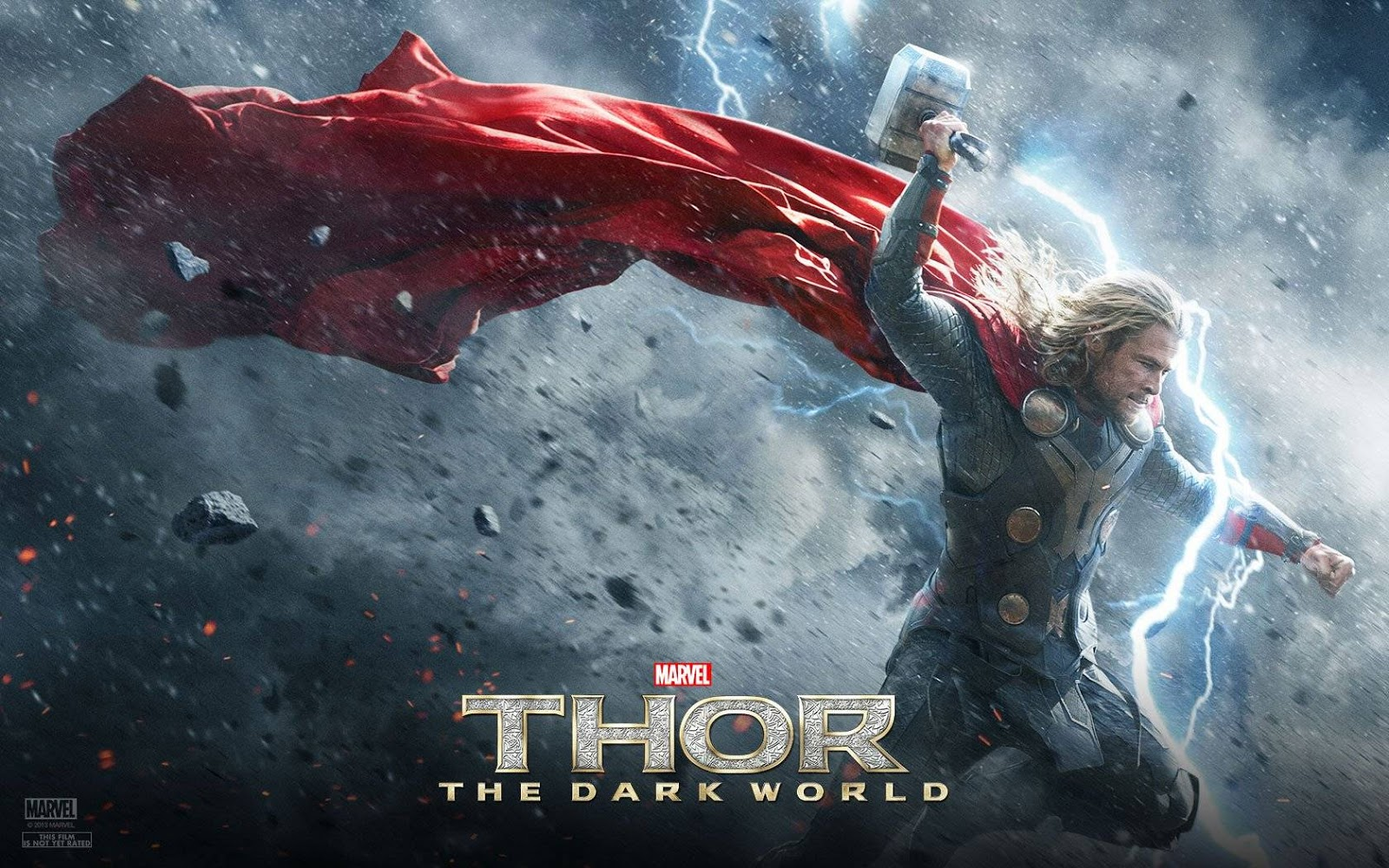 Thần Sấm 2: Thế Giới Bóng Tối - Thor 2: The Dark World (2013)