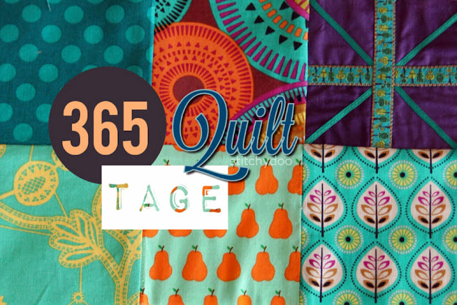 Mein Jahresprojekt 2014 | Der 365 Tage Quilt