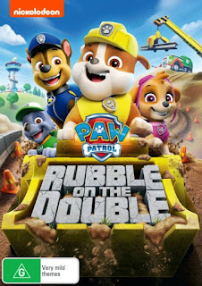 PAW Patrol: Rubble on the Double [2021] [DVDR] [NTSC] [Latino]