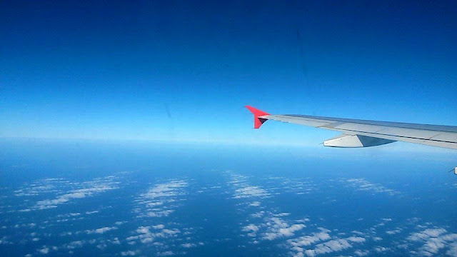 Rome, Plane, Sky