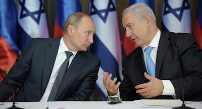 El presidente ruso, Vladímir Putin, y el primer ministro de Israel, Benjamín Netanyahu, analizaron este sábado por teléfono la cooperación ruso-israelí en la lucha antiterrorista en Oriente Próximo, informó la oficina de prensa del Kremlin.