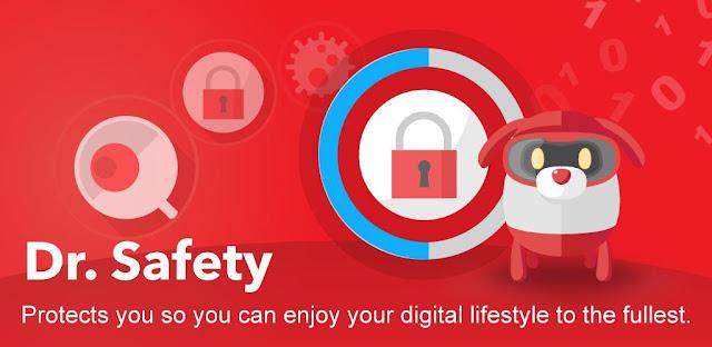 تحميل Dr.Safety ، Booster ، App Lock  - برنامج أمان ومضاد فيروسات ذكي وميزات رهيبة