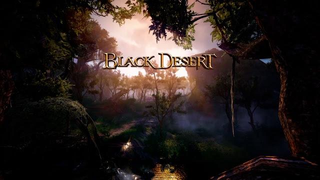 Pantalla de Carga Black Desert Online Prestige Edition