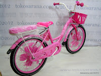 20 Inch Element Sakura City Bike