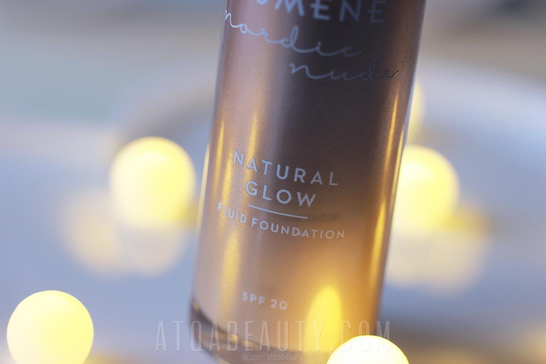 LUMENE Nordic Nude Natural Glow Fluid Foundation