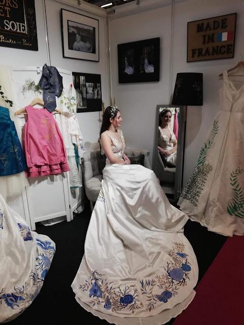 D'Ors et de Soie, robes de mariées