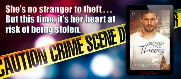 She's no stranger to theft—but this time, it's her heart at risk of being stolen.
