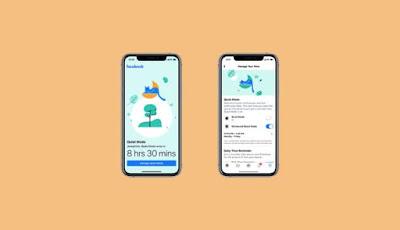 Facebook launches quiet mode feature