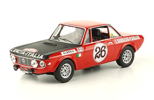 collezione rally monte carlo Lancia Fulvia 1.6 Coupé HF 1972 Sergio Barbasio - Piero Sodano
