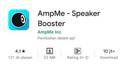cara menghubungkan 2 bluetooth sekaligus dengan aplikasi AmpMe