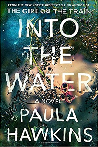 Paula Hawkins' new novel Into the Water