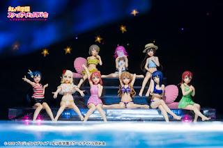Wonder Festival 2021 - Winter - : Medicos Entertainment, Sega, Aoshima, Union Creative, Amiami.