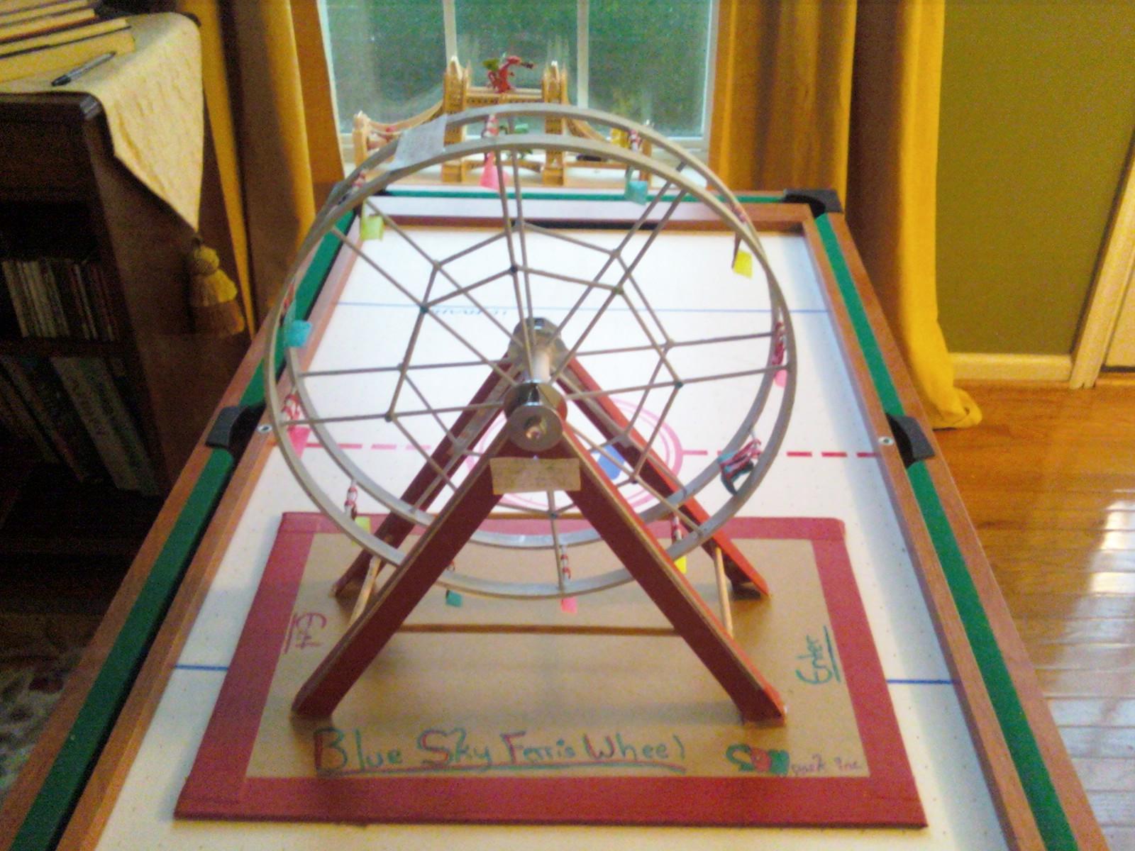 How To Build A Ferris Wheel Remodelando La Casa