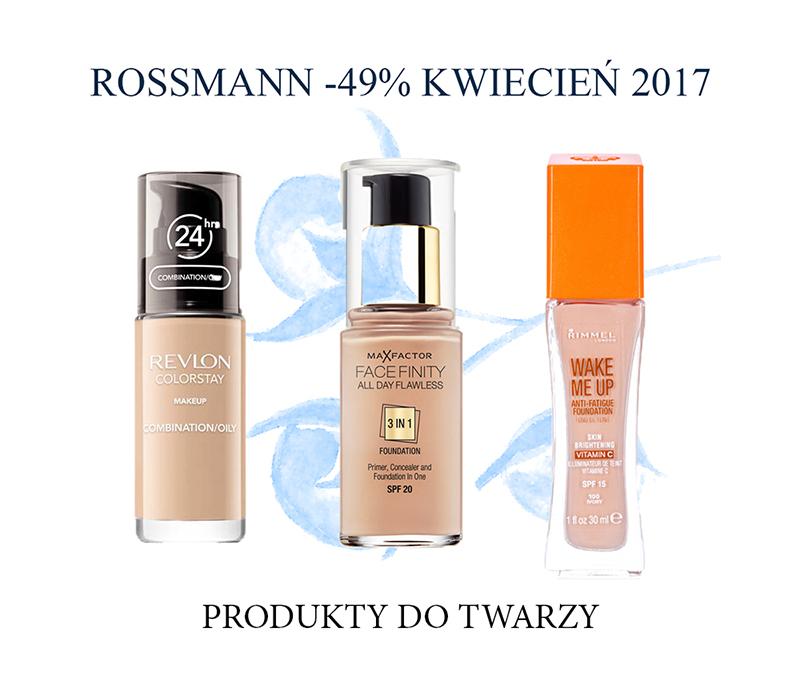 promocja rossman -49%, rossmann -48%, rossmann -49% kwiecien 2017, rossmann obnizka 2017, rossmann  -49 co kupic, rossmann tusze, rossmann promocja -49%, promocja rossmann, rossmann, co warto kupic, co kupic rossmann
