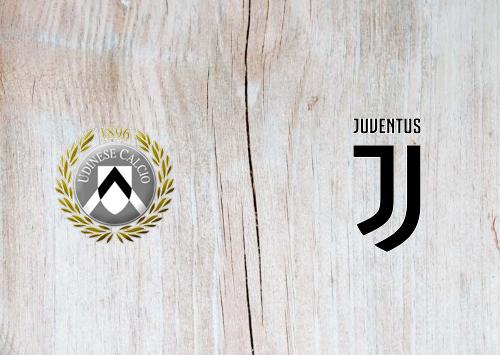 Udinese vs Juventus -Highlights 23 July 2020