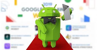 أفضل التطبيقات والألعاب الحاصلة على جائزة جوجل بلاي لعام 2019