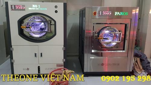 Phân phối máy giặt công nghiệp tại Bình Dương