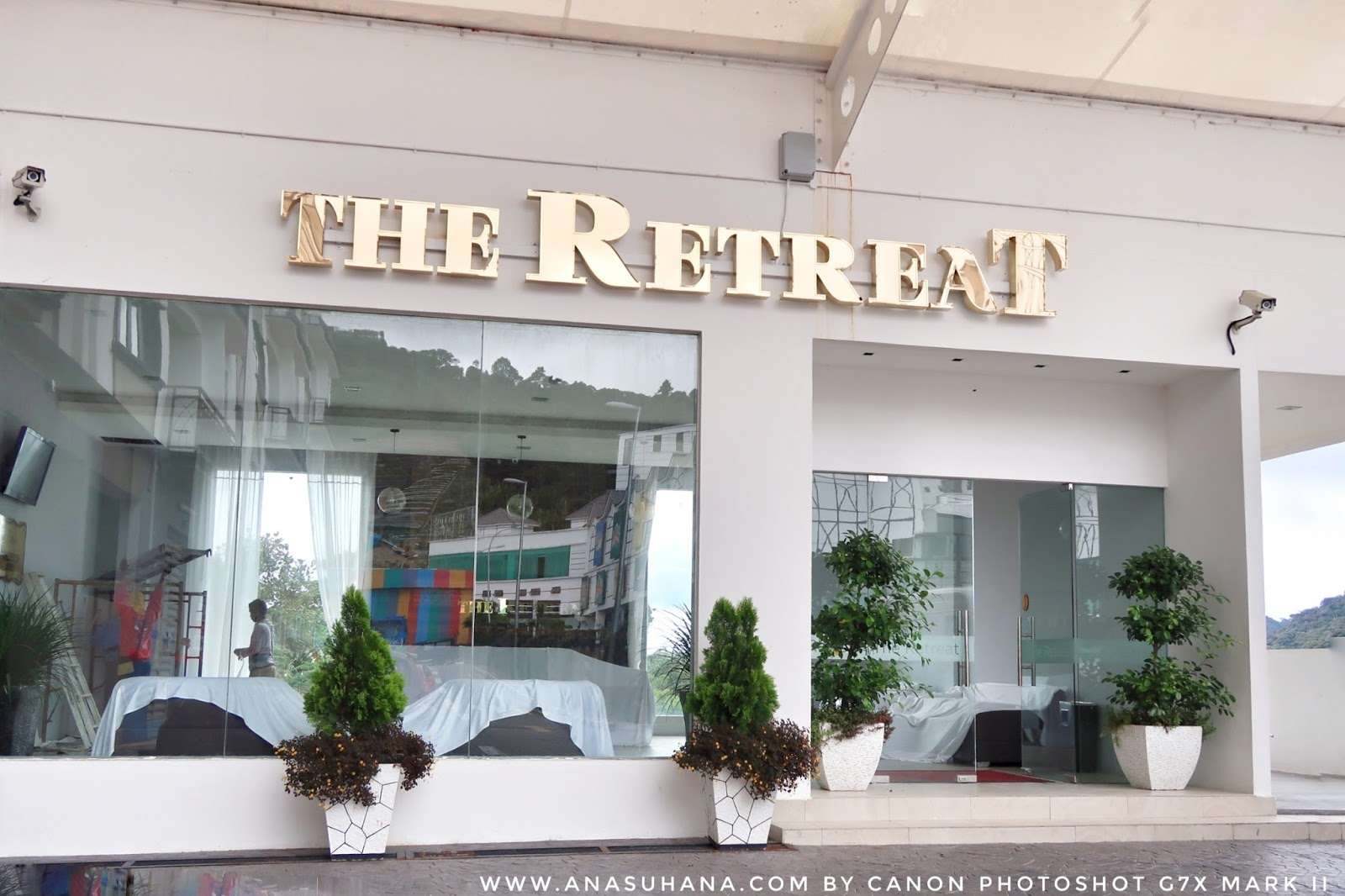 Tempat Menarik di Cameron Highlands : Hotel Review - The Retreat Aranda Nova