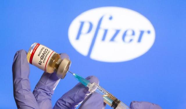 رسميا ... فايزر pfizer تقدم طلبا للسماح بتوزيع لقاح فيروس كورونا